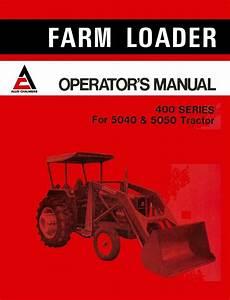 Allis-chalmers 400 Series Farm Loader