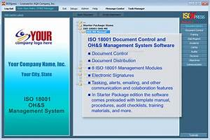 imsxpress iso 90011400118001 document control and With iso document control software