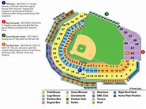 Chase Field Seating Chart Mlb Ballpark Seating Charts Ballparks Of Baseball