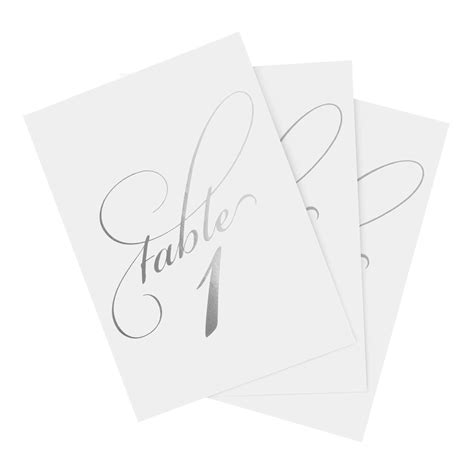 wilton silver border place cards template background