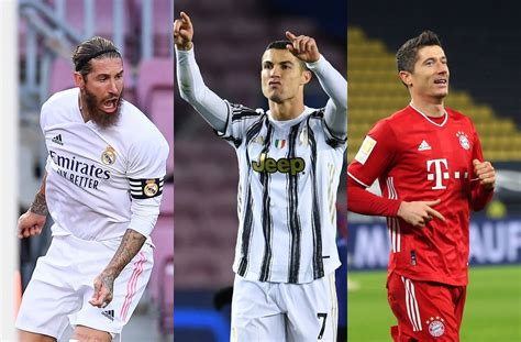 Ronaldo leads Messi-less & Bayern-flooded 2020 World XI ...