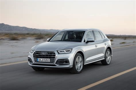 2018 Audi Q5 Usspec Review Taller And Stronger Motor