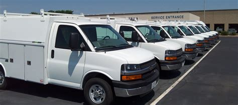 Can Your Business Benefit From A Fleet Of Commercial