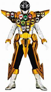 why isn't the Magna Defendor on the gold mode armor ...
