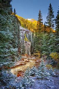 Photographs, Of, San, Juan, Mountain, Fall, Landscapes