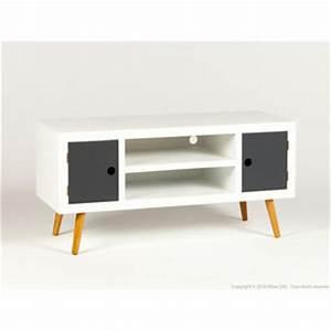Tele 90 Cm : soldes un meuble tv fonctionnel et design c 39 est par ici ~ Teatrodelosmanantiales.com Idées de Décoration