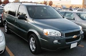 2006 Chevy Uplander Problems