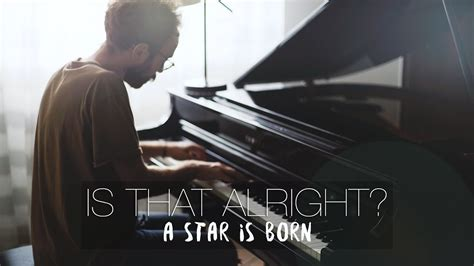 A Star Is Born (piano Cover