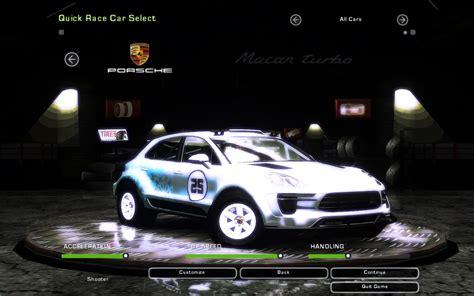 Porsche Macan Turbo Snowflake Photos Need For Speed