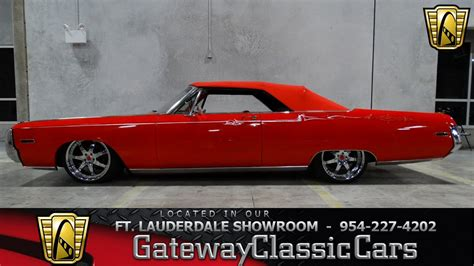 1970 Chrysler 300 Convertible For Sale by 1970 Chrysler 300 Convertible Gateway Classic Cars Of Fort