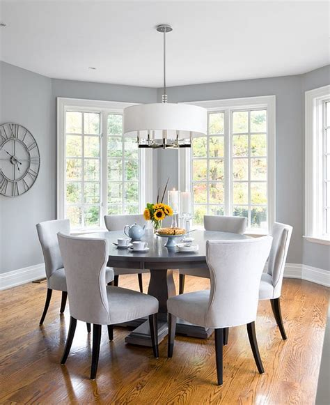 25 elegant and exquisite gray dining room ideas home