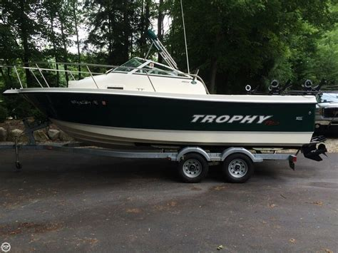 Trophy Boats For Sale Wa by Trophy 2152 Walkaround Boats For Sale Boats