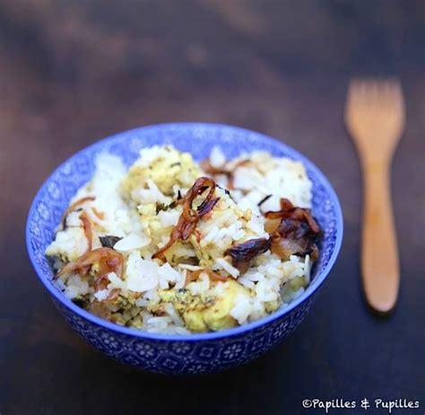 cuisine indienne poulet biryani au poulet