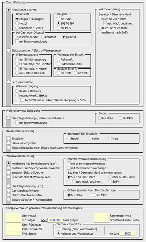 Institut Fuer Wohnen Und Umwelt by Institut Wohnen Und Umwelt Iwu Kurzverfahren Energieprofil