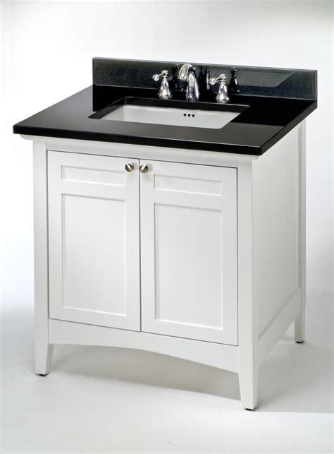 30 inch bathroom sink 30 inch single sink shaker style bathroom vanity with