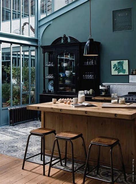 le de bureau industrielle cuisine industrielle 43 inspirations pour un style