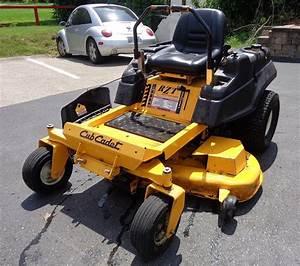 Used 54 U0026quot  Cub Cadet Rzt Zero Turn Lawn Mower 24 Hp Kawasaki