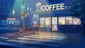 Coffee, Shop, Radio, 24, 7, Lofi, Hip-hop, Beats