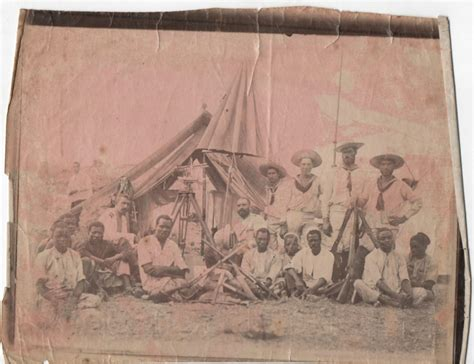 Portugese expedition in Congo, 1895 | Belgian congo ...
