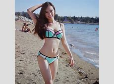 Shelly LIU Triangl Bikini SUMMERTIME BIKINI LOOKBOOK