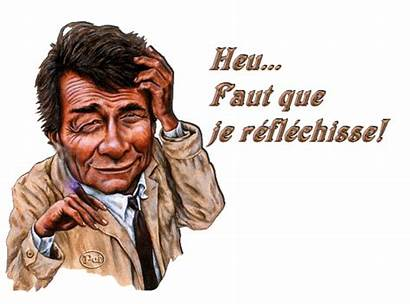 Humour Colombo Columbo Femme Homme Vous Ma
