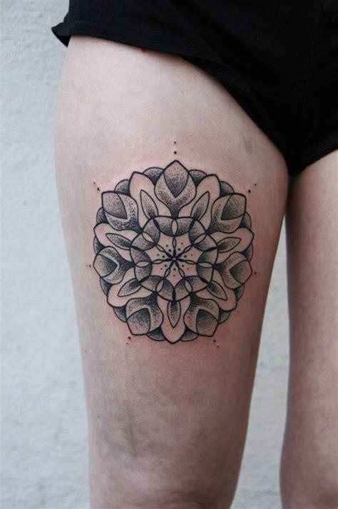 Wrist Tattoo Drawings pretty mandala tattoo  thigh 648 x 975 · jpeg