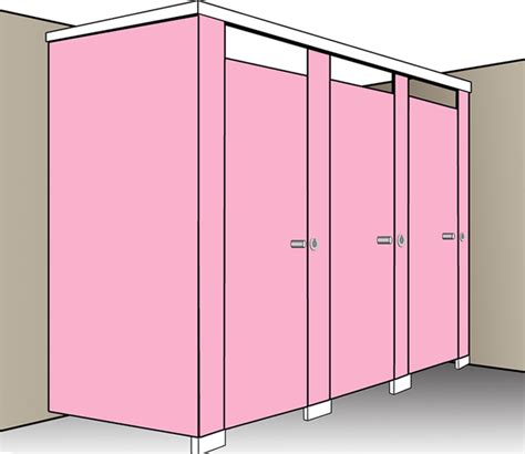 jialifu commercial shower bath solid partitions stalls