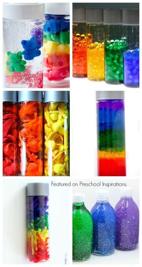 sensory bottles for preschool 25 best ideas about sensory bottles preschool on 706