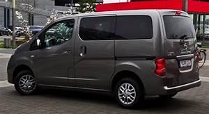 Nissan Nv200 Evalia : nissan nv200 evalia le bon vieux monospace ludospace 7 ~ Mglfilm.com Idées de Décoration
