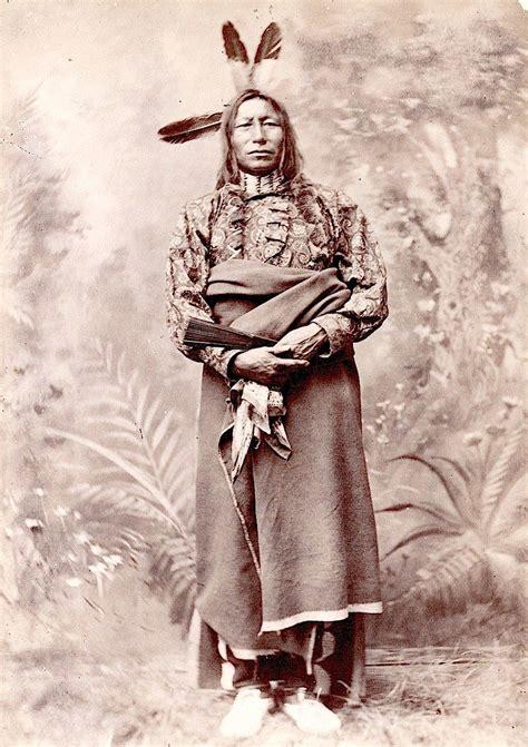 chief crow king hunkpapa lakota ca   hopes
