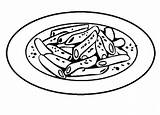Coloring Cheese Macaroni Pasta Drawing Chuck Printable Drawn Mac Sheets Disabilities Getdrawings Drawings Truck Macoroni Children Disney Coloringkidz sketch template