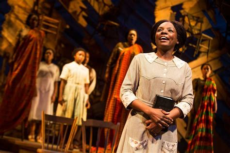 the color purple musical 2016 tony award nominees best new broadway musicals