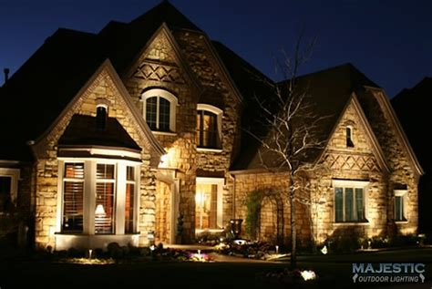 exterior led lights for homes home exterior lighting gallery