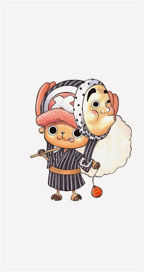 piece cute chopper wallpapers desktop background