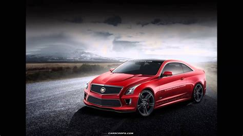 2014 Cadillac Ats Horsepower by 2015 Cadillac Ats V Coupe Rendering Leaked Horsepower