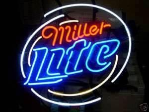Miller Lite Beer Body Paint Girl in Blue Refrigerator Tool