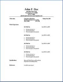 Search Results For Sample Resume Outlines Calendar 2015