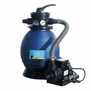 Groupe De Filtration Piscine : groupe de filtration 4m3 h sunbay sans pr filtre pompe ~ Dailycaller-alerts.com Idées de Décoration