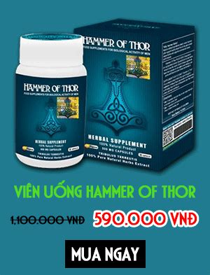 địa chỉ bán thuốc hammer of thor shop chính hãng