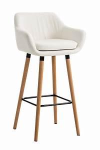 Tabouret De Bar Pied Bois : tabouret bar grant chaise fauteuil accoudoir bois dossier ~ Melissatoandfro.com Idées de Décoration