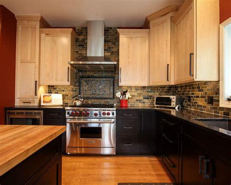 multi colored kitchen cabinets home design ideas pictures