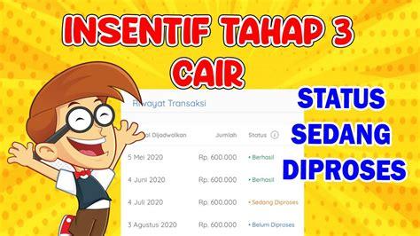 Domain email resmi kartu prakerja hanya prakerja.go.id. INSENTIF PRAKERJA TAHAP 3 CAIR ! STATUS INSENTIF SEDANG ...