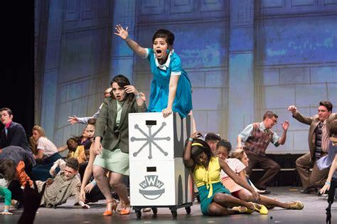 high school musical theatre awards dallas summer musicals