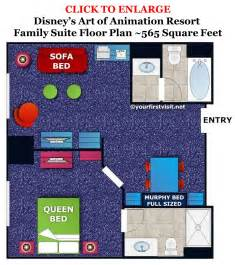 master bedroom suite floor plans review disney 39 s of animation resort