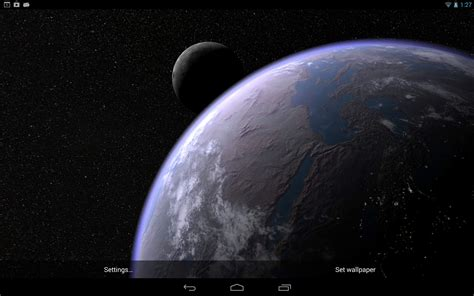 earth pro for android earth moon in hd gyro 3d pro appstore for