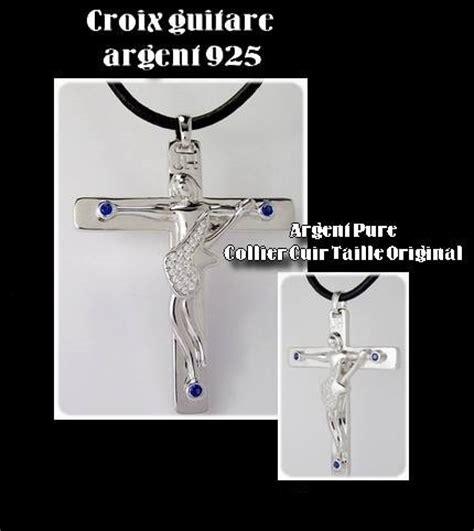 bijoux johnny hallyday croix