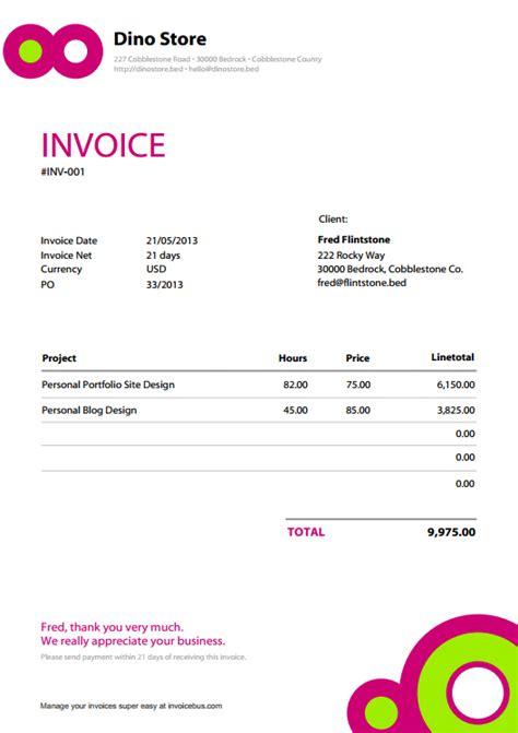 Invoice Template Pdf Invoice Template Pdf Free Printable Invoice