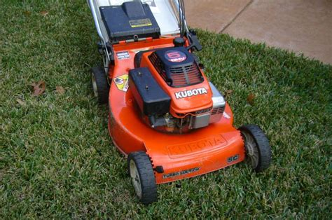 post mail boxes kubota w5021 self propelled for sale 275 lawnsite