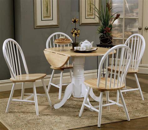 drop leaf dining set furniture stores chicago