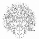 Coloring Mandala Colorir Sandbox Zum Desenhos Adult Primitive Mask Fasching Criancas Paginas Desenho Maske Carnival Mascara Backyardfunandgames Mascaras Impressao Livros sketch template